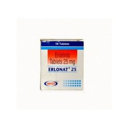 Erlotinib 25mg Tablets