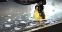 Water Jet CNC Cutting Machine