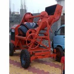 JSC009 Mild Steel Hopper Concrete Mixer