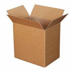 Rectangular Corrugated Packaging Box