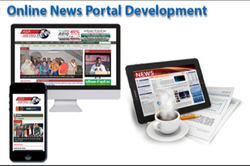5-7 Days News Portal Development