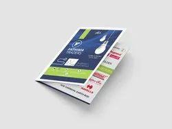multicolour printing Art card Catalogue, in Tamil nadu, Dimension / Size: A4