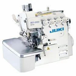 Juki Safety Stitching Overlock Sewing Machine, Model Name/Number: MO-6916J