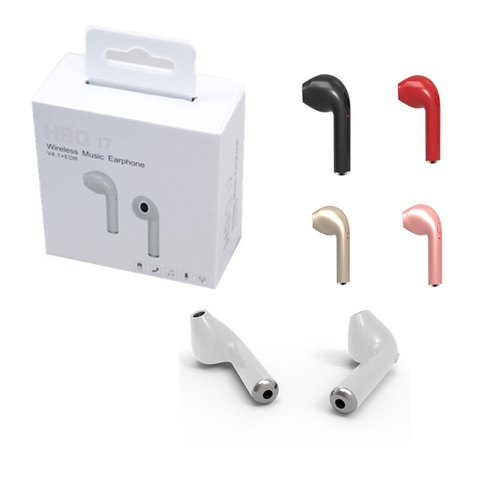 b9d6ef638d5 I7 Bluetooth Headset Wireless Earbuds at Rs 240 /piece | Shastri ...