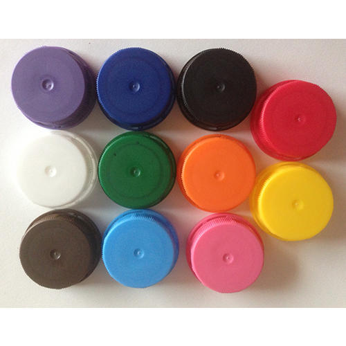 Round Plastic Bottle Cap