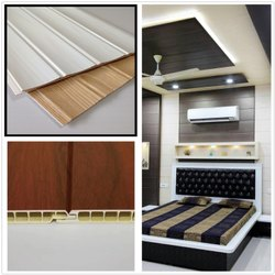 Rectangular PVC Panel, For Home, Thickness: 6 Mm