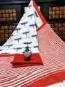 D.s. Bandhani Printed Party Wear Cotton Saree, With Blouse Piece, 5.5 M (separate Blouse Piece)