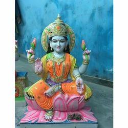 Laxmi Ji Marble Statue