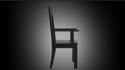Brown Wood Ryan Chair 2201(i)