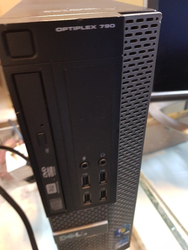 Dell Optiplex 790 I3 4GB RAM Refurbished