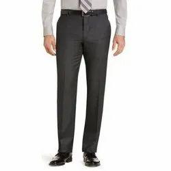 Formal Wear Plain Gents Suiting Pant