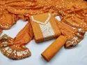 Masline Cotton Dress Suit Material