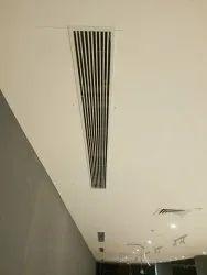 Air-conditioning Aluminium Grill