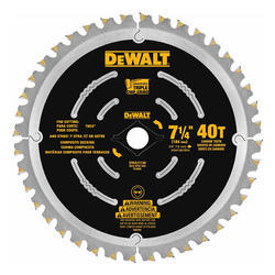 Composite Decking Saw Blades
