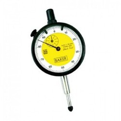 Baker Plunger Type Dial Gauges LC 0.01 mm