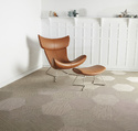 Axagon Carpet Tiles