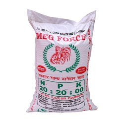 Meg Force NPK 20-20-00, For For Better Growth Of Crops
