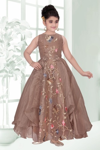 ad6bc4100 Long Frock Gowns - Bollywood Long Gowns Exporter from Mumbai