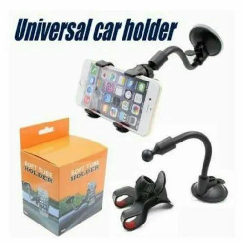Universal Car Soft Tube Mount Mobile Holder HE-069