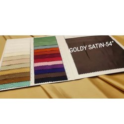 Goldy Satin Fabric