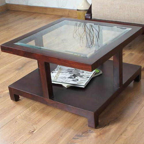 Brown Fancy Coffee Table For Home