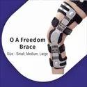O A Freedom Knee Brace