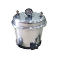 Standard Steel Steam Non Electric Portable Pressure Cooker Autoclave, Capacity: 12 Liter, Model Number: Ss189