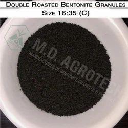 Double Roasted Bentonite Granules