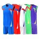 Polyester Volleyball Jersey Set
