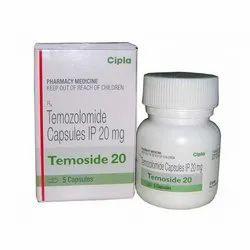 Temozolomide Capsules 20 Mg Ip