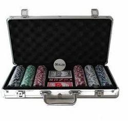 300 Coins Poker Set