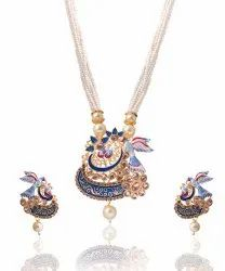 Hand Painted Meenakari Jewellery Sets