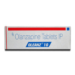 Oleanz 10 Tablet