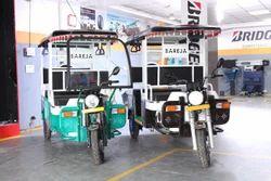 Electronic E Rickshaw