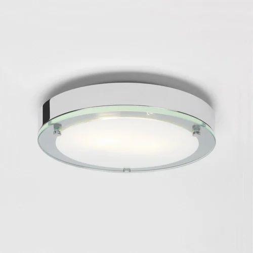 Led Pure White Bathroom Ceiling Light
