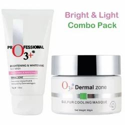O3 Bright And Light Combo Kit
