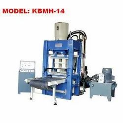 Automatic Fly Ash Bricks Making Machine