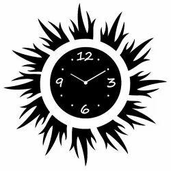 Dreams Analog Acrylic Designer Wall Clock