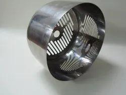 Stainless Steel Fan Cover, For Motor