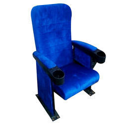 Auditorium Chair With Cup Holder