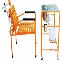 Acco Vaman Peeth Chair Table, AMP-032256, Usage: Hospital