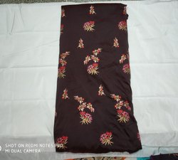 Work On Taffeta Fabric