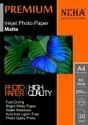 NEHA Photo Paper Matte 260GSM A4