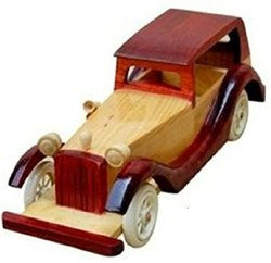 Wooden Car Toys Gift