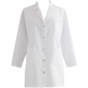 Standard White Doctors Coat