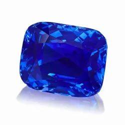 Mixed Cut Blue Sapphire