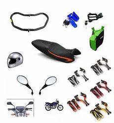 Bike Accessories For Bajaj Bike