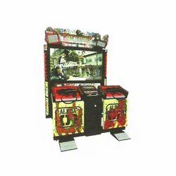 Razing Storm Arcade Game