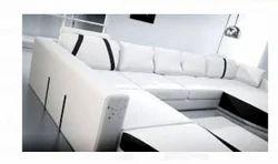 White Color Sofa Set