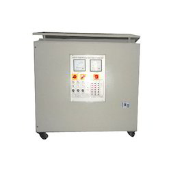 Three Phase Servo Controlled Voltage Stabilizer, Electric